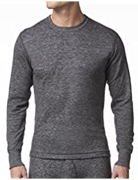 Stanfield's Men's Two Layer Merino Wool Baselayer Long Sleeve Shirt