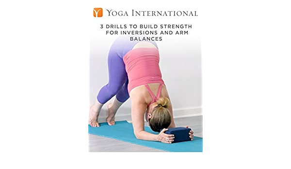Amazon.com: Watch 3 Drills to Build Strength for Inversions ...
