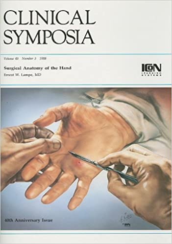 Clinical Symposia Surgical Anatomy Of The Hand Netter Clinical