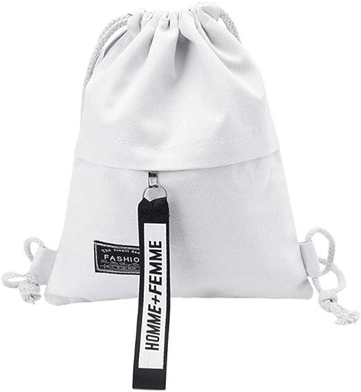 Neborn Bolsas con cordón, Bolsas de algodón para Gimnasia, Bolsas ...