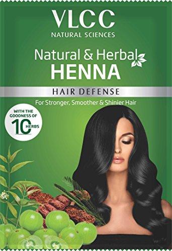 Vlcc 100% Natural Herbal Henna Amla & Shikakai Extracts Hair Mehndi Powder 100g