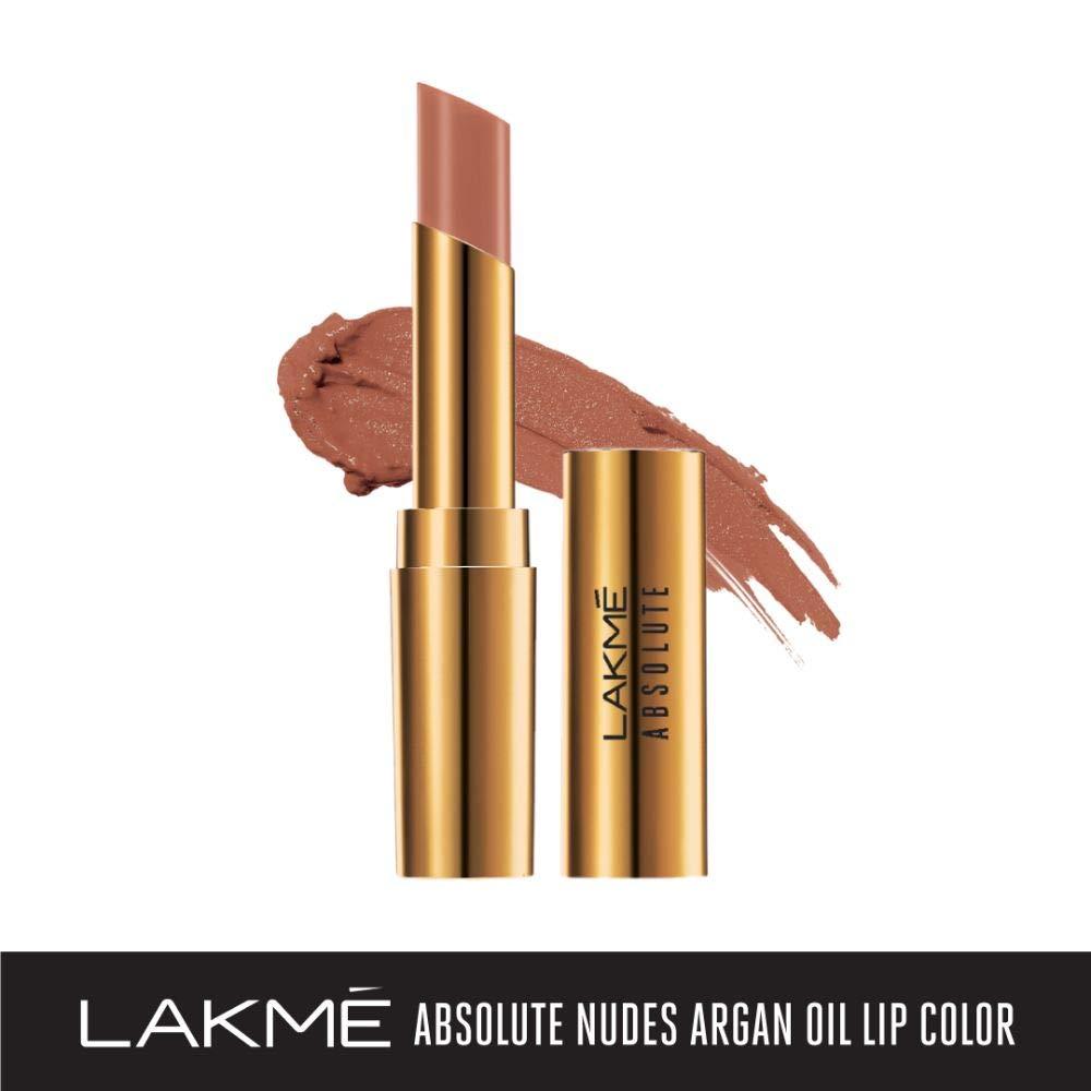 Lakme-Absolute-Argan-Oil-Lip-Color-Long-Lasting-Waterproof-Lipstick thumbnail 6