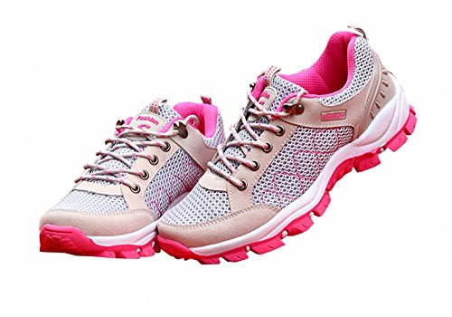 Ben Sports Womens Cool Outdoor Mountain Trail Hiking Sneakers Shoes Grey Ic39Zssv