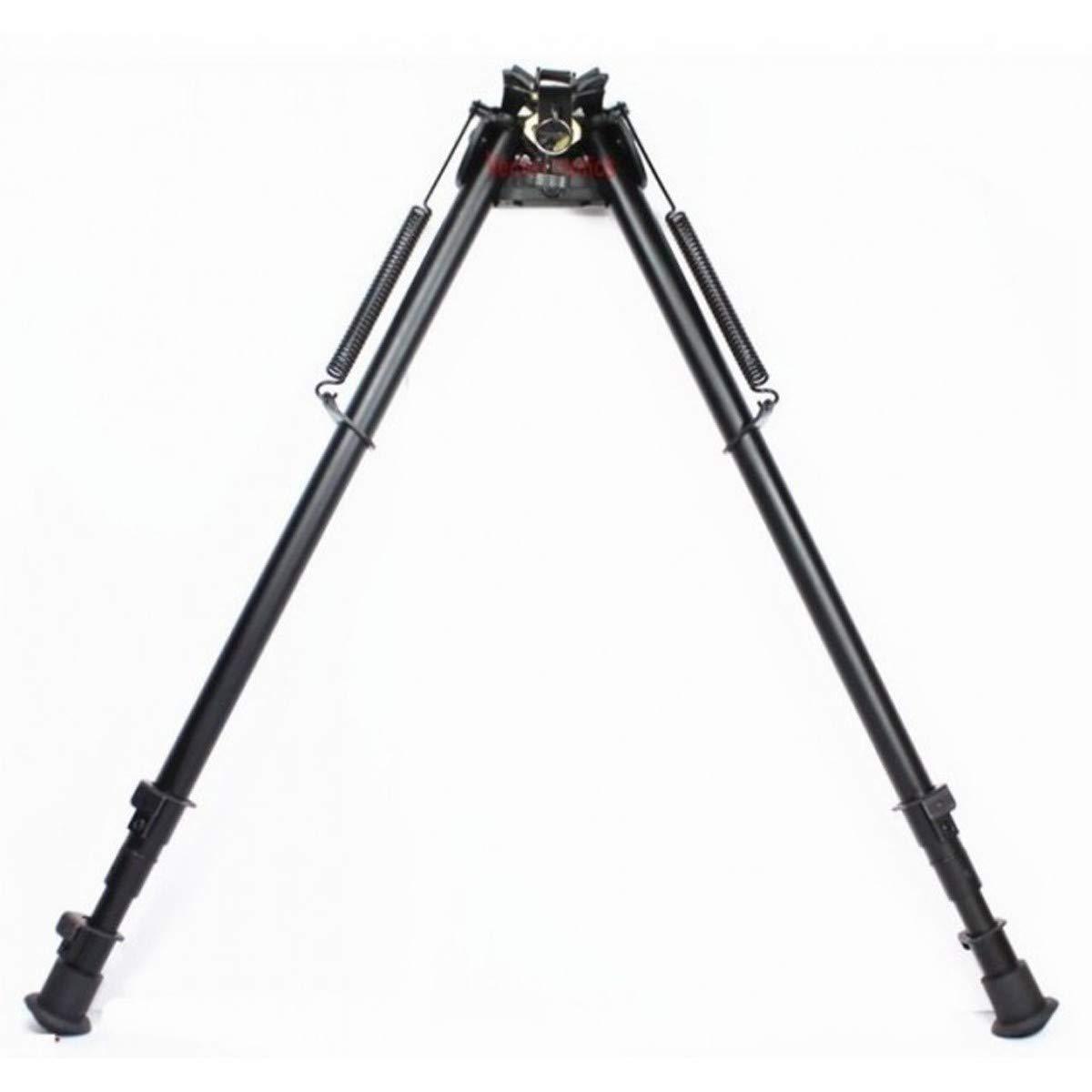 Tac Vector Optics Tactical 15a 26 emerillones Sling Harris estilo Bipod 12niveles Weaver Rail Mount Adapter Color Negro