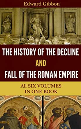 decline and fall of the roman empire the history of the decline and fall of the 27321 | 51imBYZZZfL. SY445 QL70