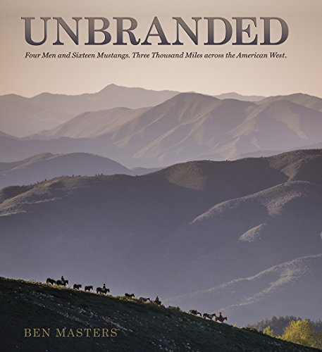 On an epic 3,000-mile journey through the most pristine backcountry of the American West, four friends rode horseback across an almost contiguous stretch of unspoiled public lands, border to border, from Mexico to Canada. For their trail horses, t...
