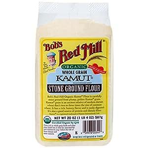 Amazon.com : Bob's Red Mill Organic Kamut Flour - 20 oz