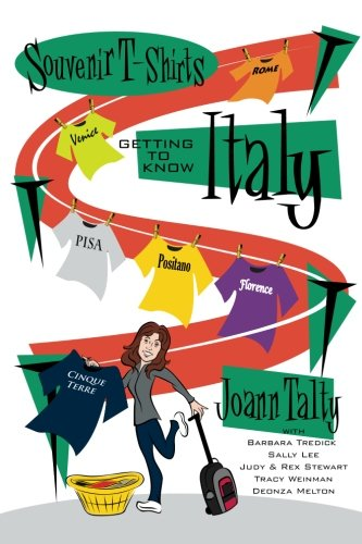 Price comparison product image Souvenir T-Shirts Getting to Know Italy