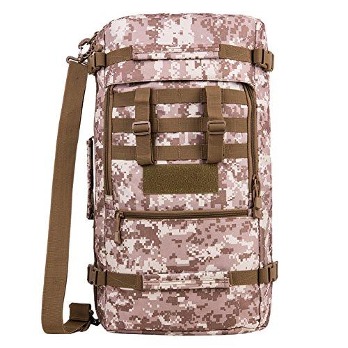 Al aire libre impermeables mochilas/Mochila de gran capacidad para hombres y mujeres/ viaje mochila trekking/Bolsa de deportes de ocio J
