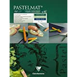 Clairefontaine Pastelmat Pad Cool Shades 360g 30x40cm 12 sheets