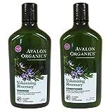 Best Avalon Organics Body Wash Babies - Avalon Organics Rosemary Volumizing Shampoo & Conditioner, 11 Review