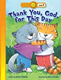 Spend the day with Kitty as she learns to be thankful for each part of her day. This early reader 16-page book teaches kids about the Bible and character traits.
