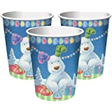 The Snowman & The Snowdog Party Cups