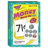 Trend Enterprises, Inc. T-58003BN Money Match Me Cards, 6 Sets