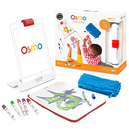 Monster Bases - Osmo Creative Kit with Monster Game (Ipad Base Included)
