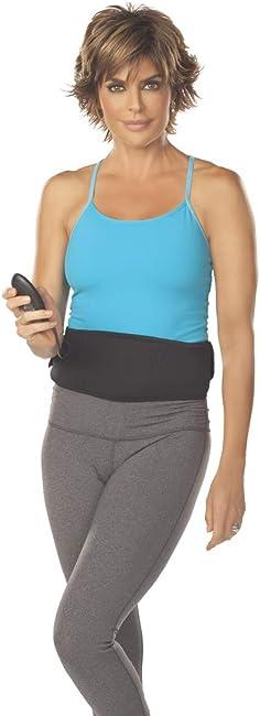 front facing the flex belt abdominal toning belt