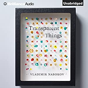 Transparent Things Audiobook
