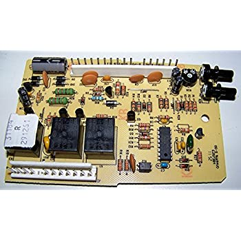 amazon com genie 36521r intellicode internal receiver circuit rh amazon com
