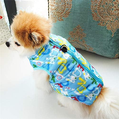 ANYIKE - Jersey para Perro o Gato (Resistente al Viento, para Invierno y frío): Amazon.es: Productos para mascotas