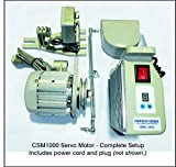juki button machine - Genuine Consew Energy Saving Servo Motor for Industrial Sewing Machine