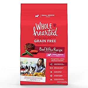 wholehearted dog food coupon