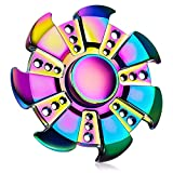 XINKAITE Fidget Spinner, Hand Spinner High Speed Spins Toy Stainless Steel Bearing Anxiety Relief Stress Reducer Toys for ADD, ADHD Kids & Adults