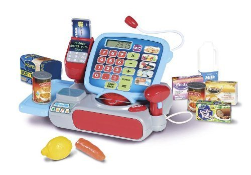 Casdon Little Shopper Supermarket Cash Register -