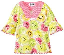 Mud Pie Baby-Girls Infant Citrus Swim Cover Up Color: Multi Size: 12-18 Months NewBorn, Kid, Child, Childern, Infant, Baby
