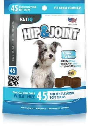 Hip & Joint Soft Chews 45Ct 11.1oz by True