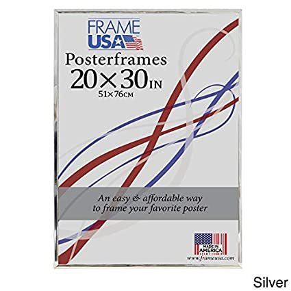 51c57184de0 Image Unavailable. Image not available for. Color  Frame USA Hardboard Poster  Frame Frames