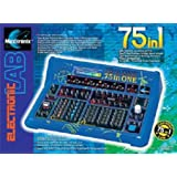 New Elenco Mx-905 75-In-1 Electronic Project Lab Kit With Lab-Style Manual