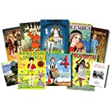 Historical Books for Children, Teach US History, D'Aulaire biographies