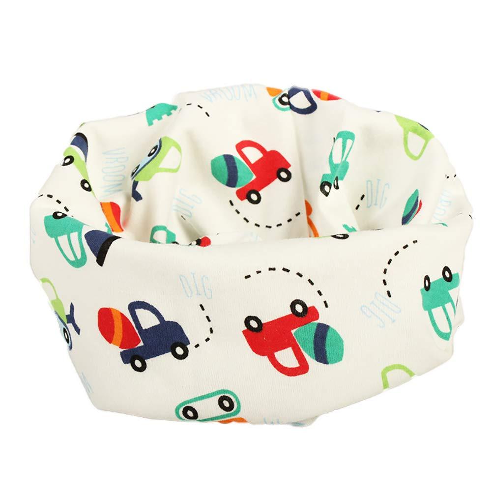 1pc niños cuello bufanda de algodón bufanda de cuello caliente para el otoño y el invierno (coche) Beito