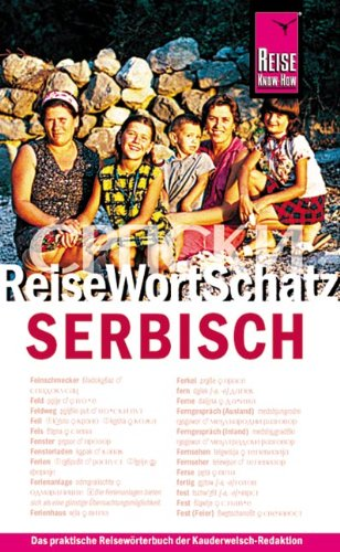 ReiseWortSchatz Serbisch