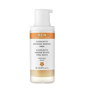 Ren Glycol Lactic Renewal Mask Review