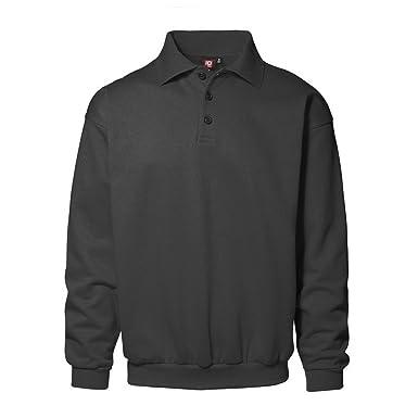 Avec LargeHomme Polocoupe Col Sweatshirt Id H2beW9YEDI