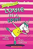 download ebook louie in a spin! (unicorn in new york #3) pdf epub