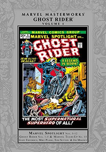 Rider MasterworksGhost Vol1 Marvel Marvel Vol1 Marvel MasterworksGhost MasterworksGhost Rider 8nOk0wP