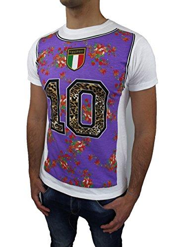 HAPPINESS Herren T-Shirt fantasia Small