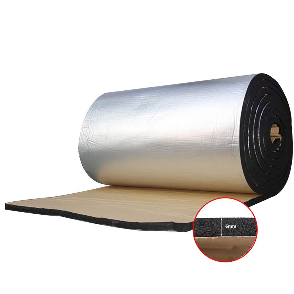Guteauto 236 mil 15 sq ft Sound Deadening Mat Sound Deadener Soundproof Cotton