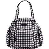 Ju-Ju-Be Onyx Collection Be Supplied Structured Breast Pump Tote, Gingham Style