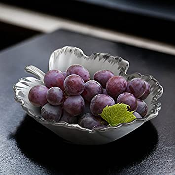 XYu0026GK Blatt Bowling Green Home Modernes, Minimalistisches Tisch Couchtisch  Obst Dessert Schüssel Salat Schüssel Ceramic