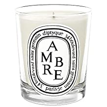 Scented Candle - Ambre (Amber) - 190g/6.5oz