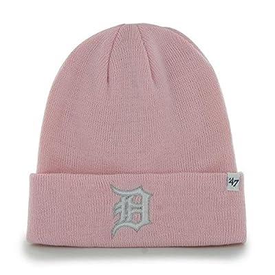 47 Brand Cuffed Beanie Hat - MLB Raised Cuff Knit Cap