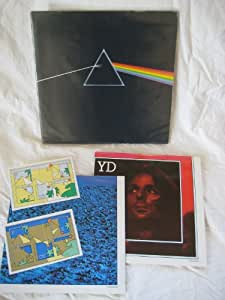 Dark Side Of The Moon (Incl. 2 Posters & 2 Stickers ! FOC) [Vinyl LP]
