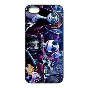 diy phone caseChristmas Hallowmas feeling practical Cell Phone Case for iPhone 5S(TPU)diy phone case