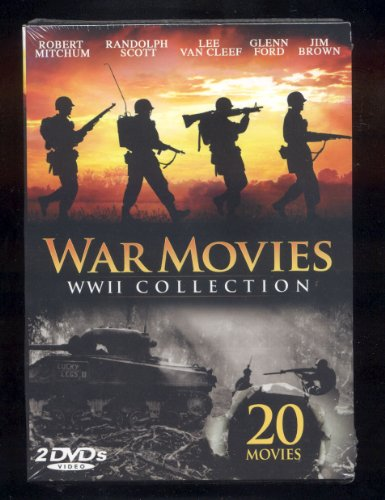 War Movies: WWII Collection - Collection Wwii