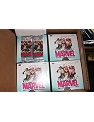 2013 Women of Marvel Series 2 Trading Cards OPEN Box of 24 sealed packs NO SKETCH