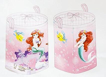 Amazon.com: Ariel y flounder y Sebastian bolsa de lavandería ...