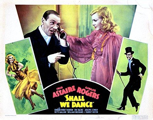 Posterazzi Shall We Dance Movie Masterprint Poster Print (14 x 11) (Dance Movie Poster)